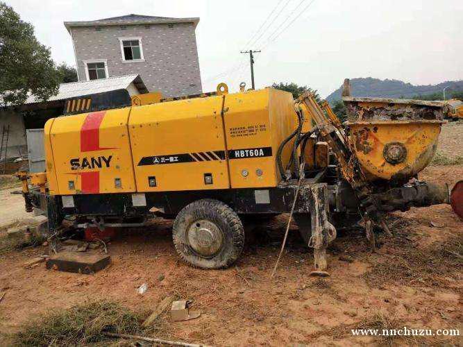混泥土地拖泵